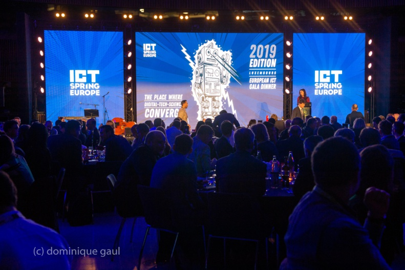 ICT Spring 2019: AI/Digital Summit