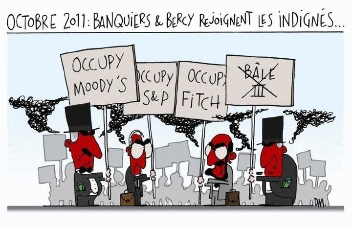 La Française AM : 1 mois = 1 dessin... (octobre 2011)
