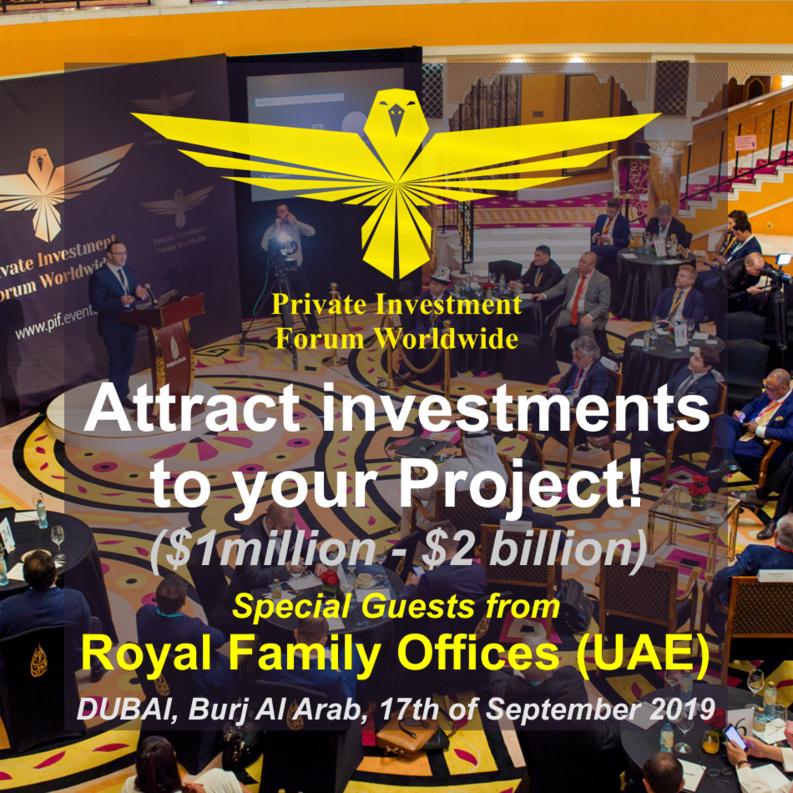 VIII Private Investment Forum Worldwide