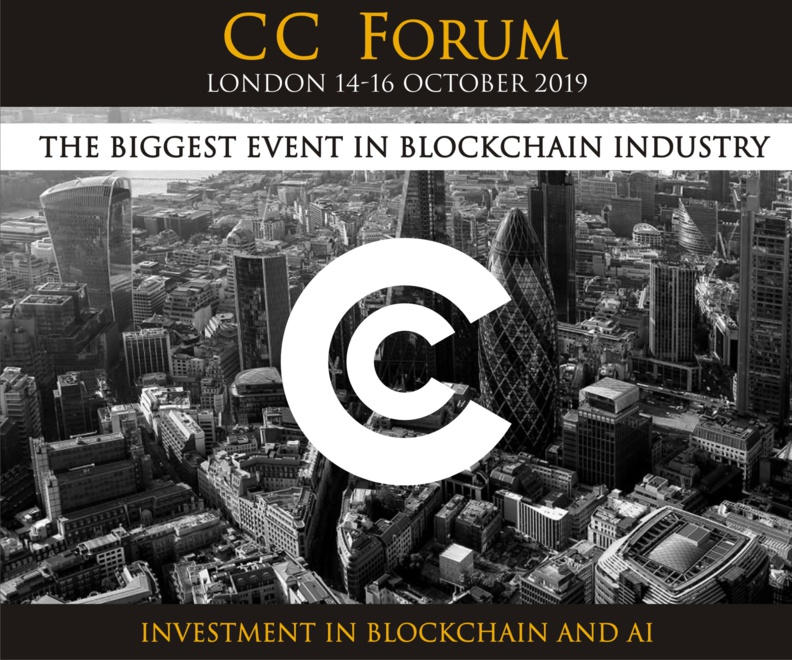 CC Forum: Investment in Blockhain and AI Conference