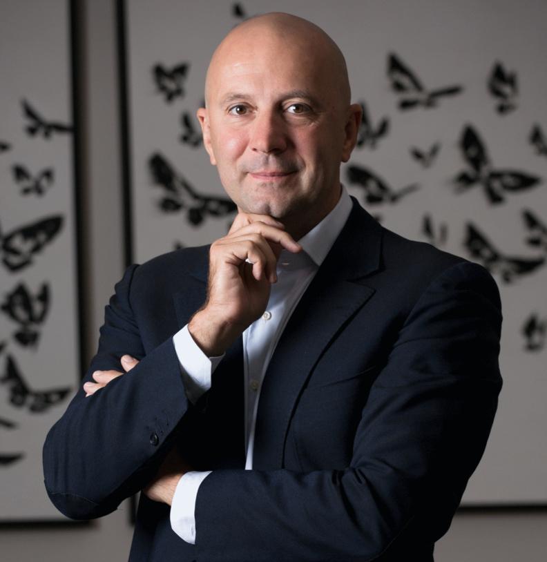Alexandre Garese, fondateur du fonds Agartha Capital
