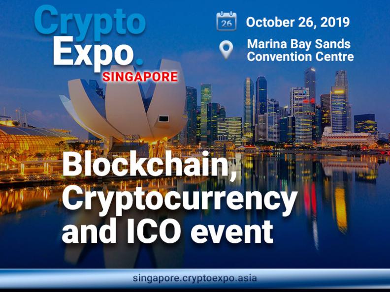 Crypto Expo Singapore -2019