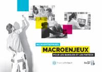 Etude Microentreprises, Macroenjeux pour les banques et les fintech