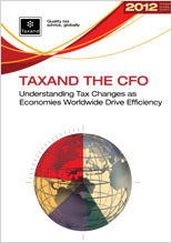 Taxand the CFO - 2012