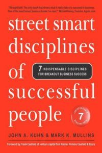 Street Smart Disciplines of Successful People