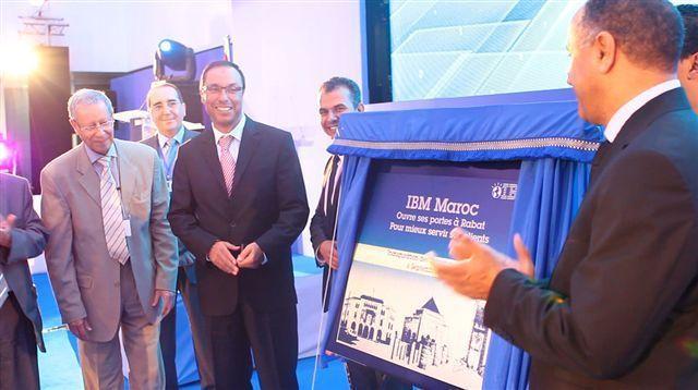 Maroc : après Casablanca IBM ouvre un bureau à Rabat