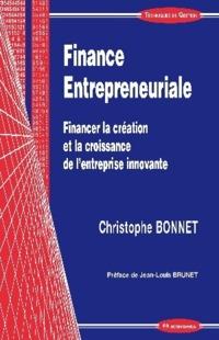 Finance entrepreneuriale