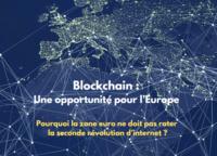 La blockchain une opportunité pour l'Europe