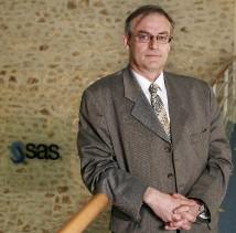 Interview de Patrick Le Nôtre : Directeur de la stratégie du pôle finance chez SAS