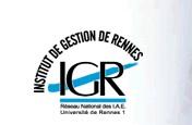 Le Master Finance-Trésorerie de l'IAE de Rennes a décidé de former ses étudiants sur l'outil de gestion de trésorerie Kyriba