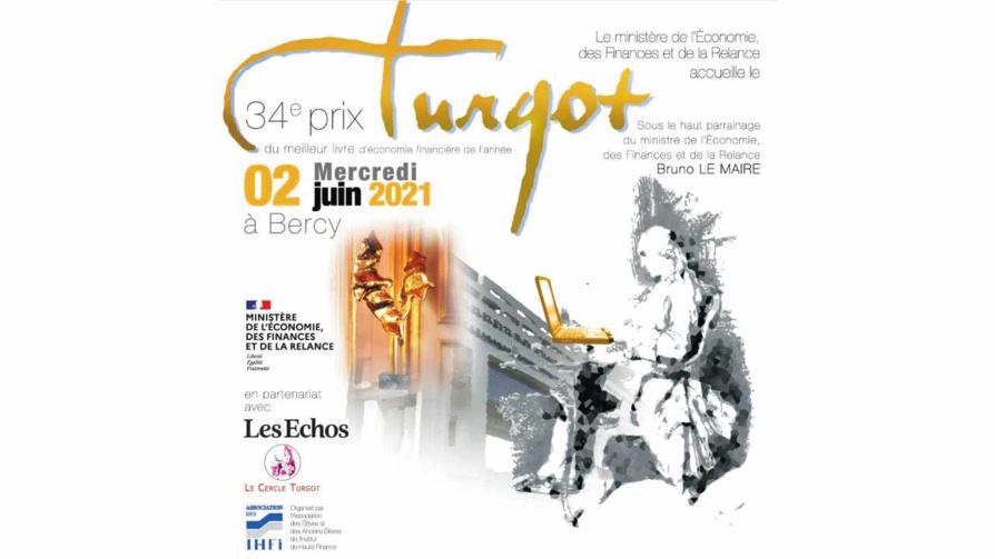 34ème PRIX TURGOT - 2 juin 2021 à Bercy