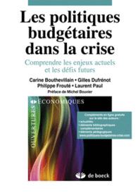 Les politiques budgétaires dans la crise