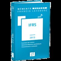 Mémento IFRS 2013