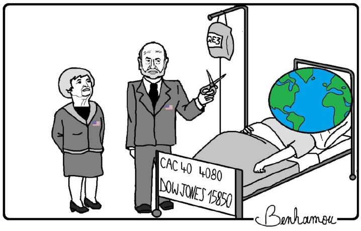 Bientôt la fin d'un monde sous perfusion ?