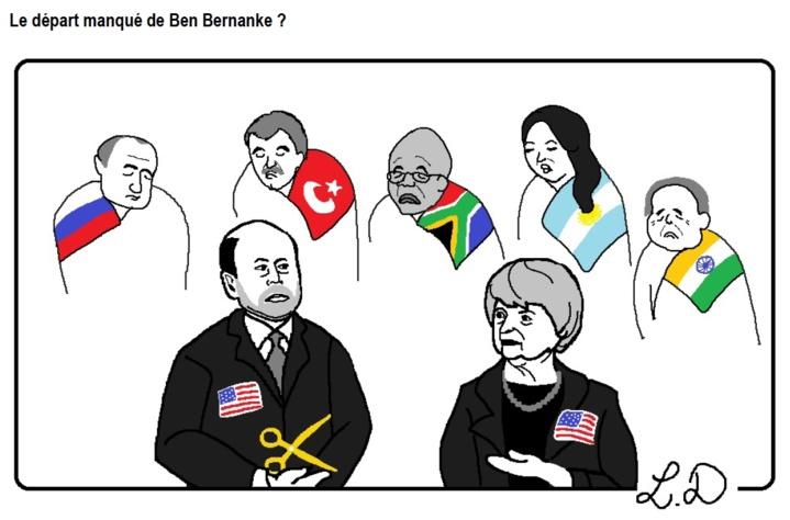 Le départ manqué de Ben Bernanke ?