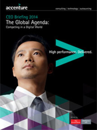 CEO Briefing 2014 - The Global Agenda: Competing in a Digital World