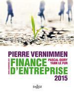 Finance d'entreprise ; édition 2015(13e édition)