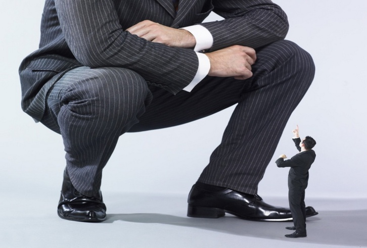 Les grandes entreprises plus taxées que les petites