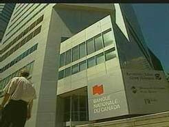 La Banque Nationale du Canada est frappée de plein fouet
