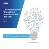 La communication financière et extra-financière des Entreprises de Services du Numérique (ESN)