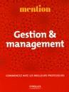 Mention Gestion et management - Commencez avec les meilleurs professeurs