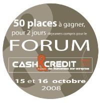 Cash and Credit 2008 vous offre un accès gratuit (conditions ci-dessous)