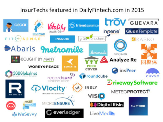 Top 10 InsurTech predictions for 2016