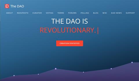 The DAO ou la boîte de Pandore d'Ethereum