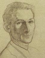 """Balthus """" Autoportrait"""" © Coll. Part. © ADAGP"""