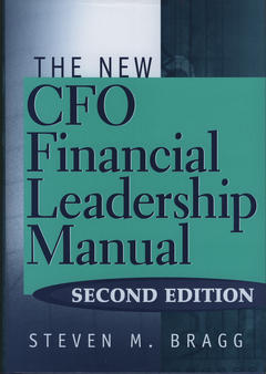 The new CFO financial leadership manual (2nd Ed.)