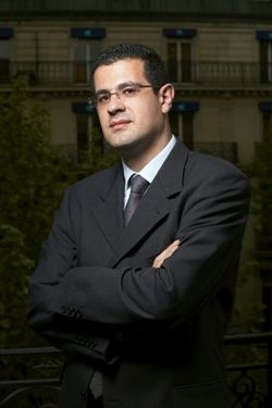 Michaël Sellam, gérant d'Iris Finance