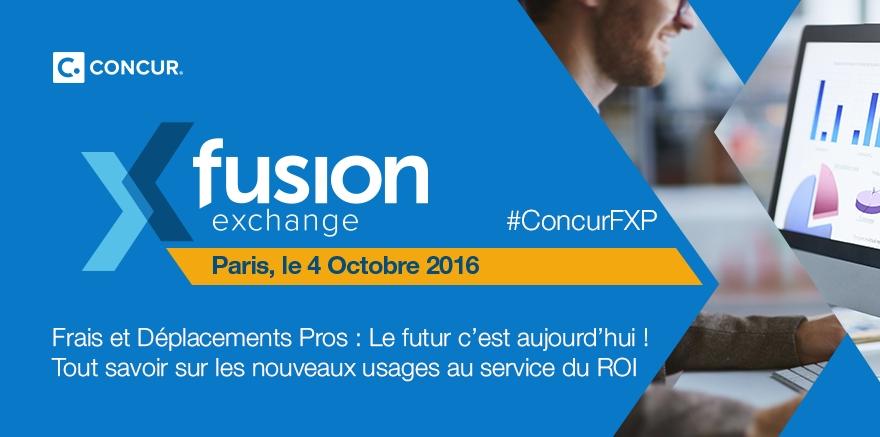 4 octobre 2016 (Paris) | Frais et Déplacements Pros : le futur c'est aujourd'hui !