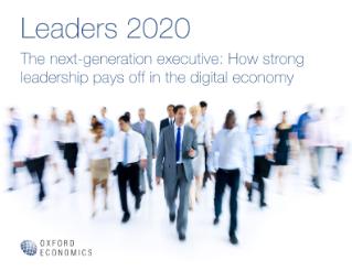 Bénéfice pour un dirigeant d'entreprise à être un Digital Leader