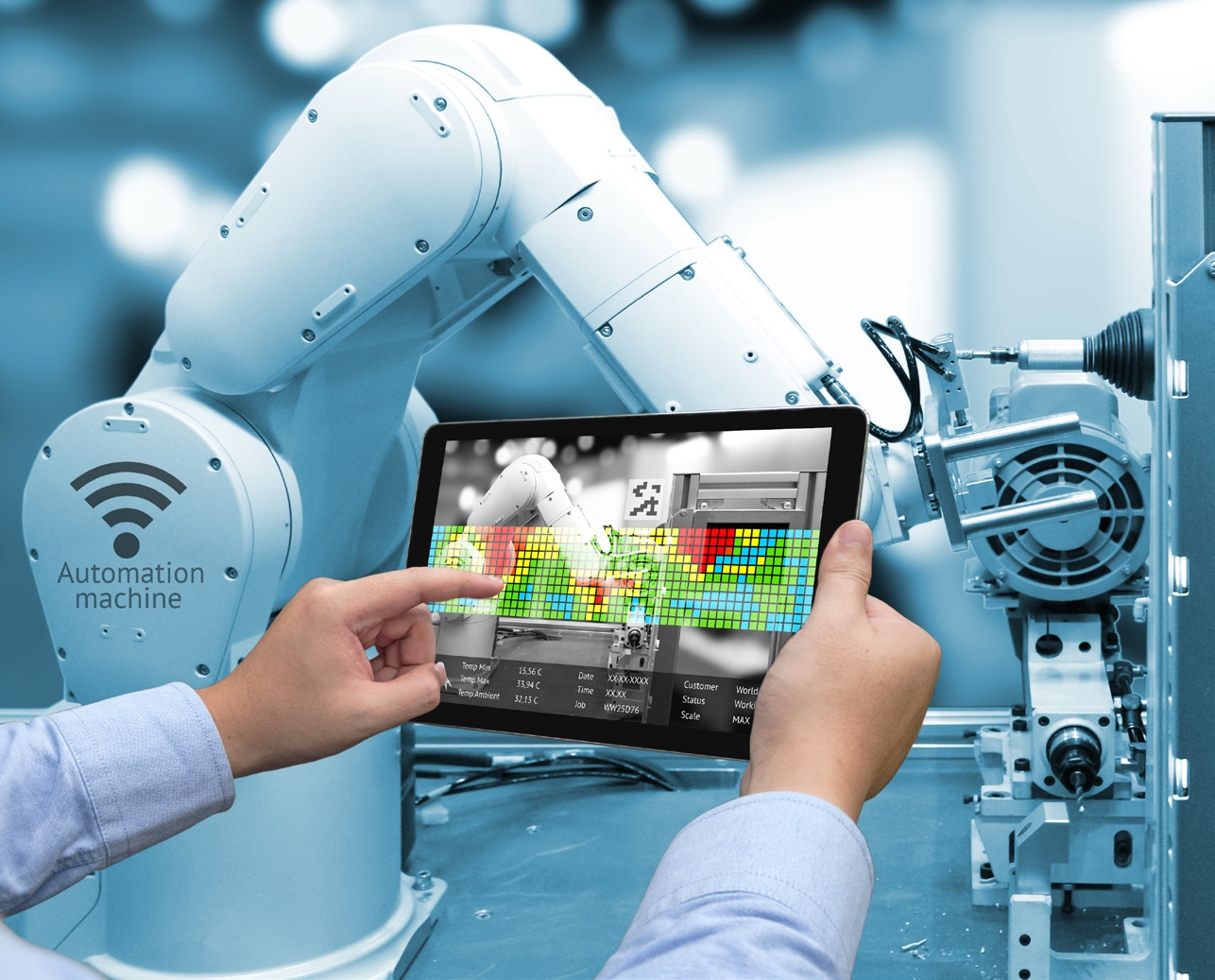 Révolution industrielle : êtes-vous prêts ?