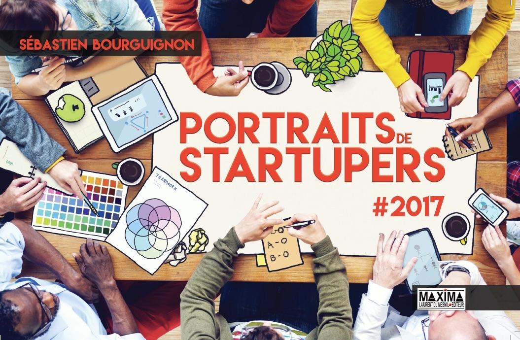 Portraits de startupers par Sébastien Bourguignon