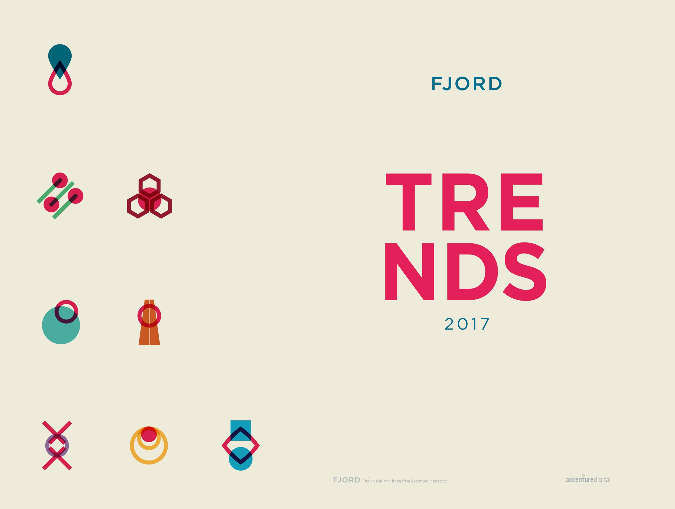 Innovation : les 8 grandes tendances 2017 (Fjord Trends)