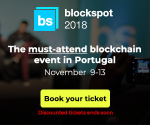 Blockspot Conference Europe returns to Lisbon for its second edition