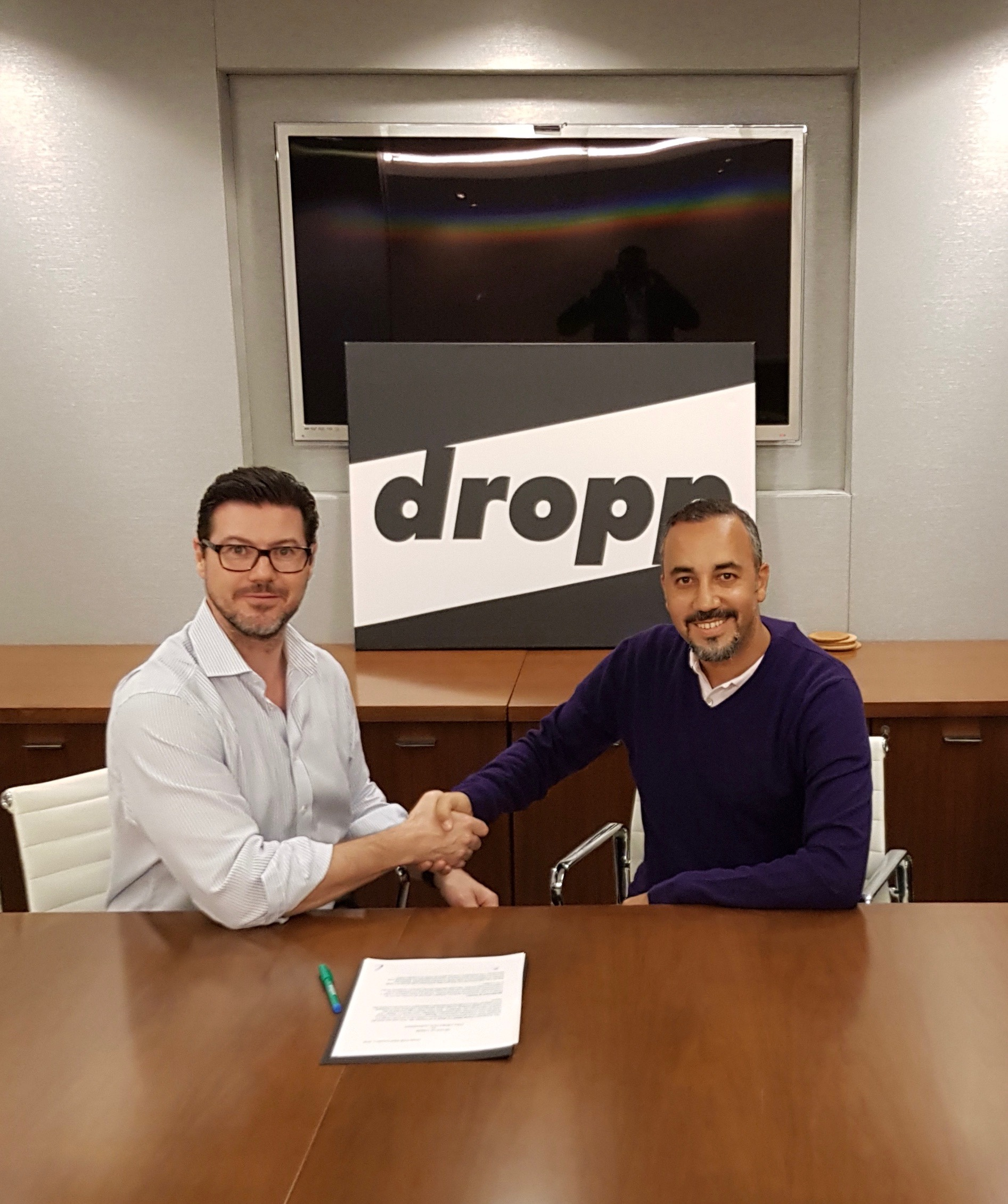 DroppTV's Ai Shoppable Media Platform Partners with StarsIn, the Premium Digital Media Platform that connects fans and brands directly with stars and celebrities!