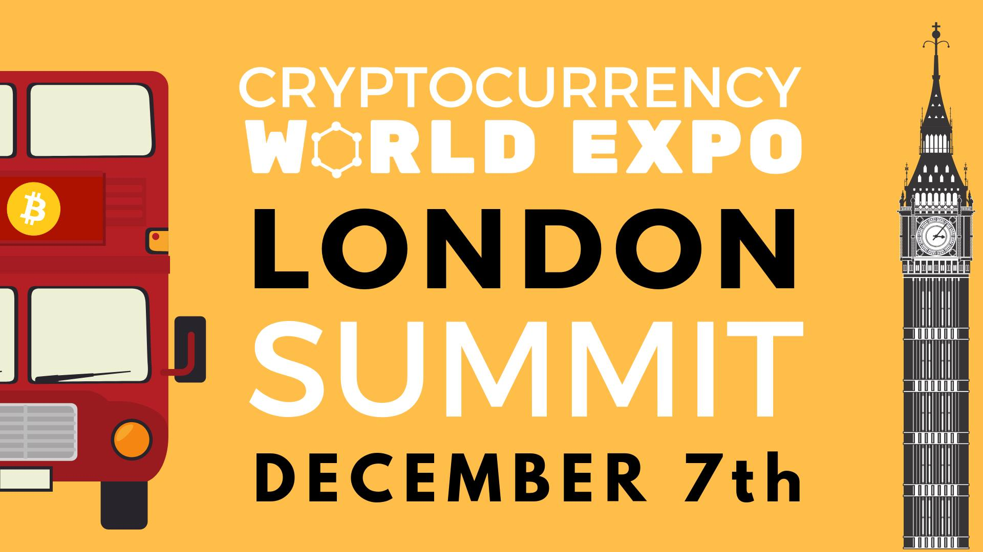 The 4th Edition of well-known Crypto and Blockchain World Expo is finally here!