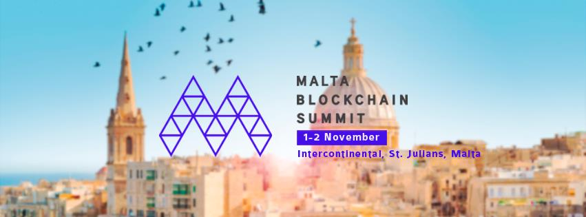 Malta Blockchain Summit 1 week report before the official Take Off