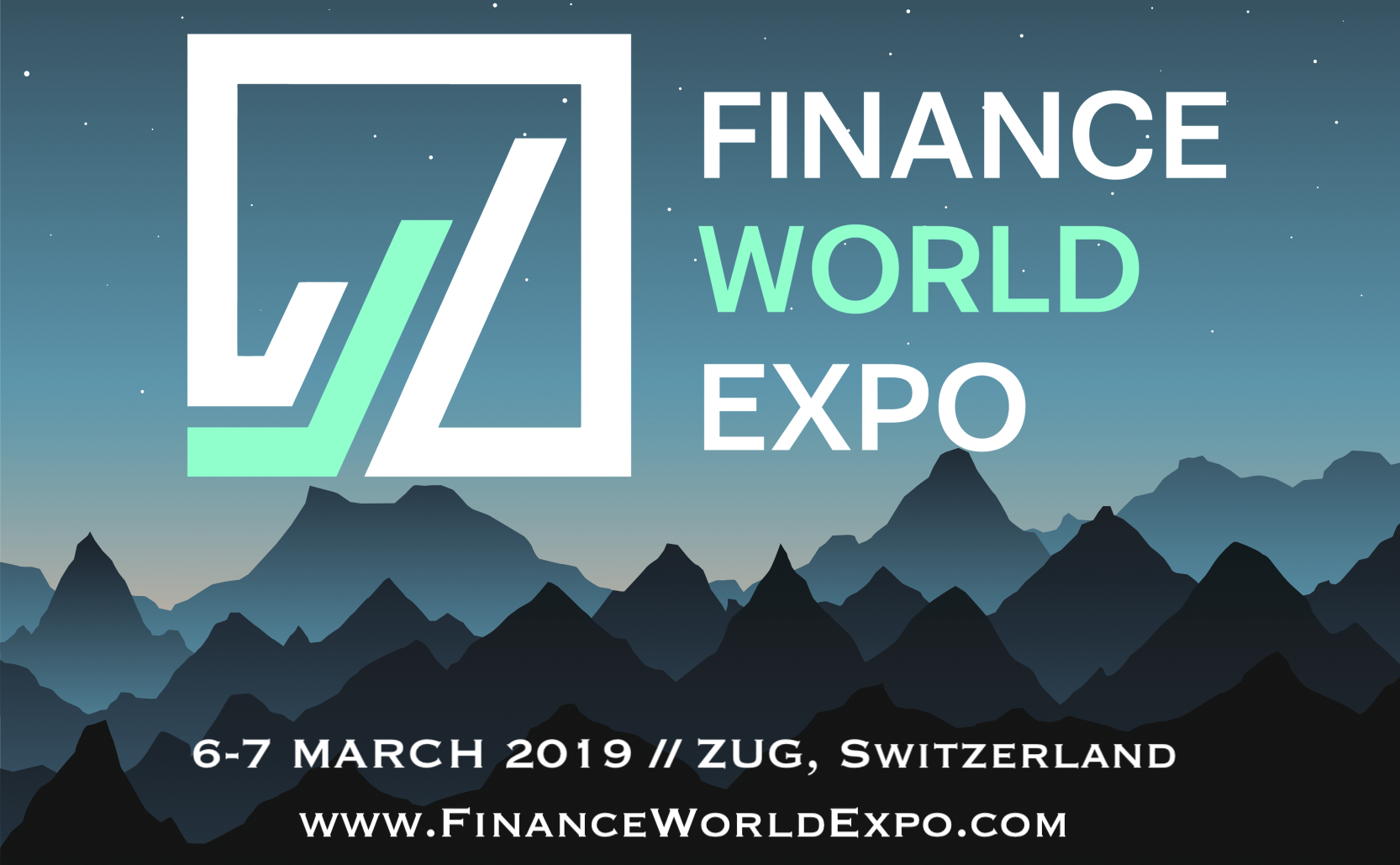 Finance World Expo with an exclusive touch in Zug, Switzerland