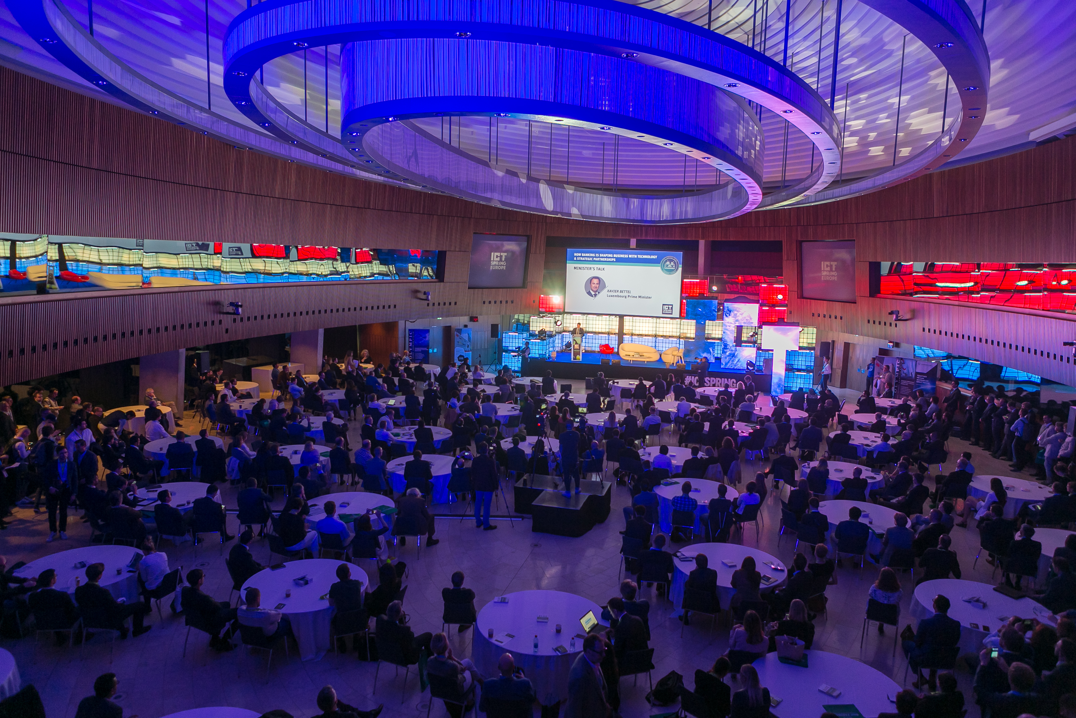 ICT SPRING 2019: FinTech Summit