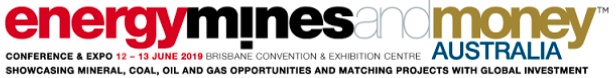 Network with 700+ mining and energy experts at Energy Mines and Money 2019