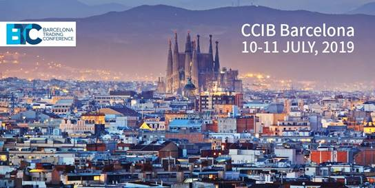 Barcelona Trading Conference 2019 Gathers Builders of Institutional Crypto Trading