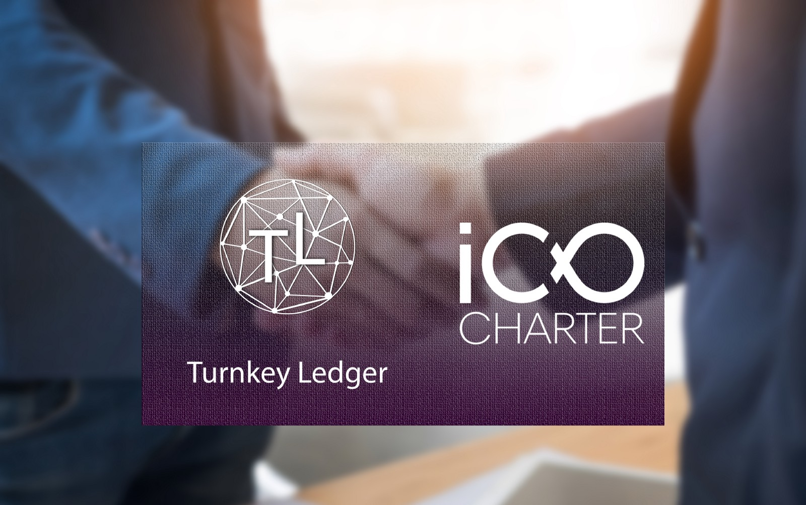Partnership Announcement Between TurnkeyLedger and the ICO Charter