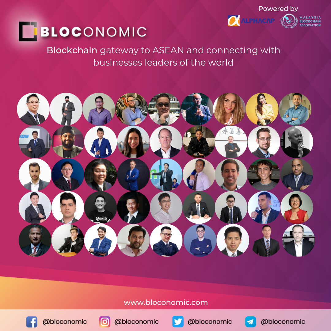 Bloconomic Expo bridging Malaysia's government and global investors