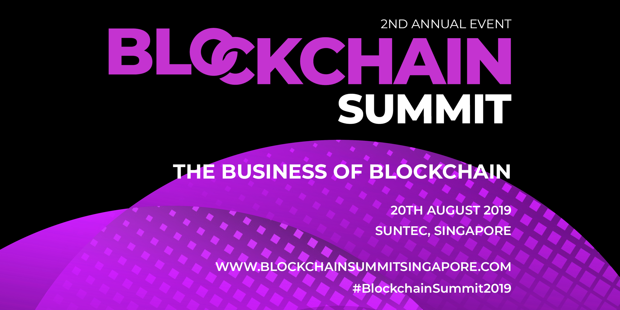 Suntec gears up for Blockchain Summit 2019