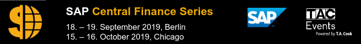 Take Your Finance Service Delivery Model to the Next Level with International SAP Conference on Central Finance