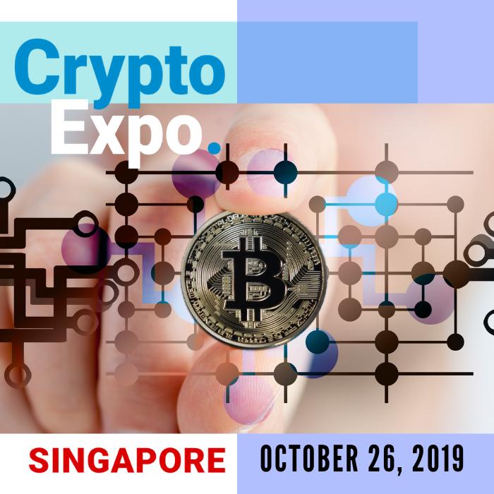 CryptoExpo – Singapore 2019
