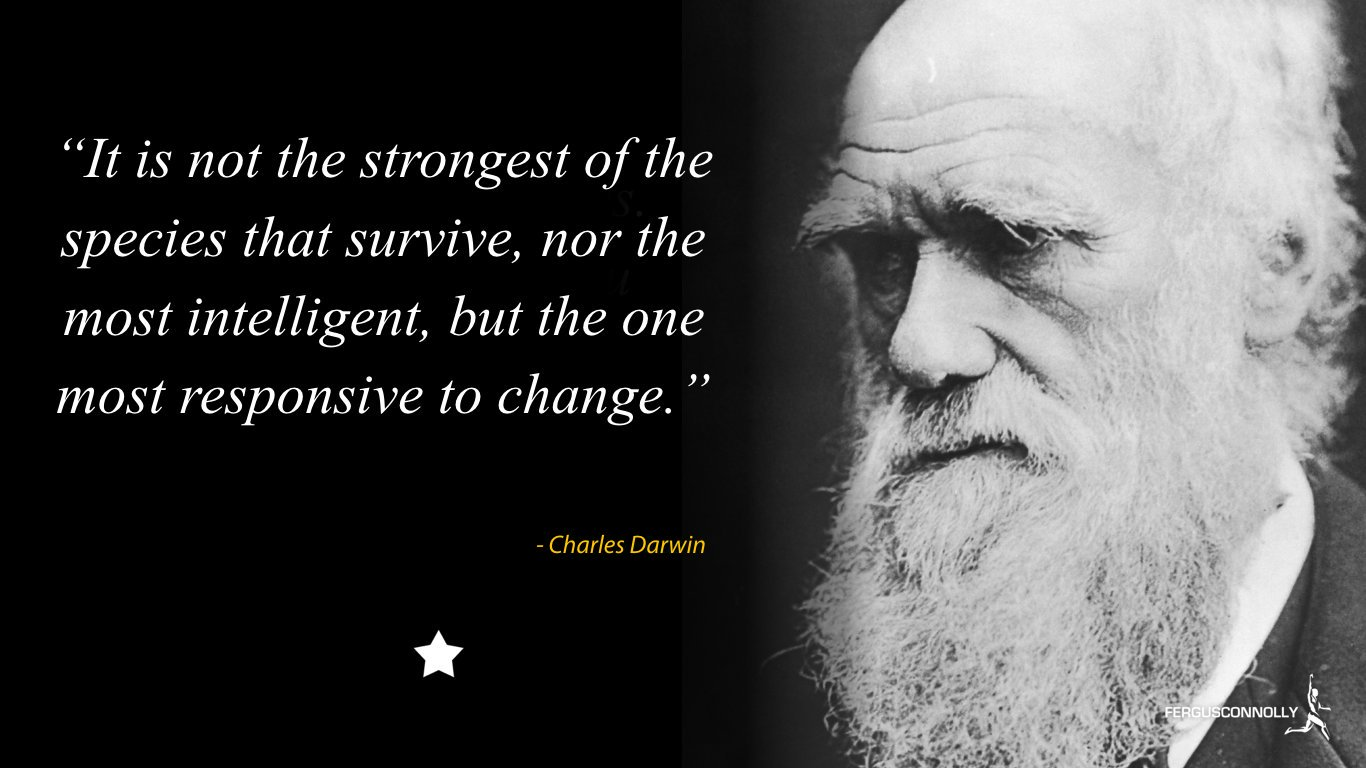Charles Darwin would have built a killer stablecoin
